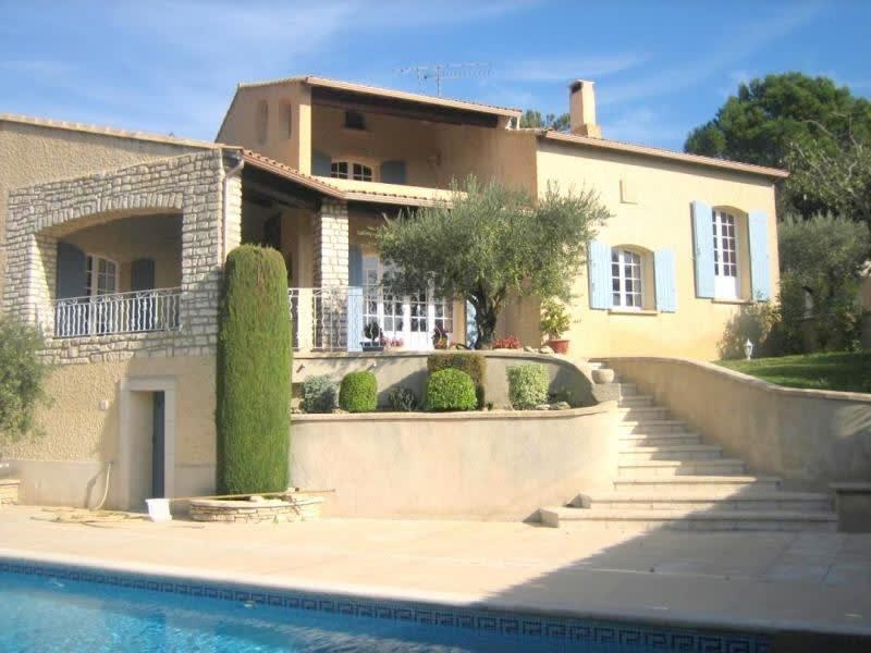 Vente maison / villa Caumont sur durance 508000€ - Photo 1