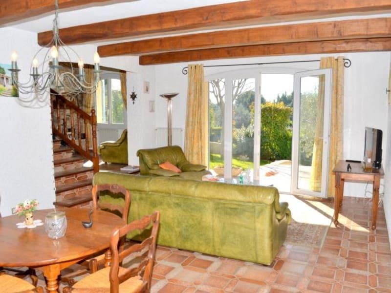 Vente maison / villa Caumont sur durance 508000€ - Photo 2