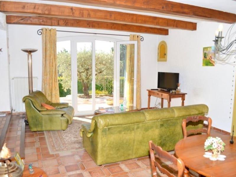 Vente maison / villa Caumont sur durance 508000€ - Photo 6
