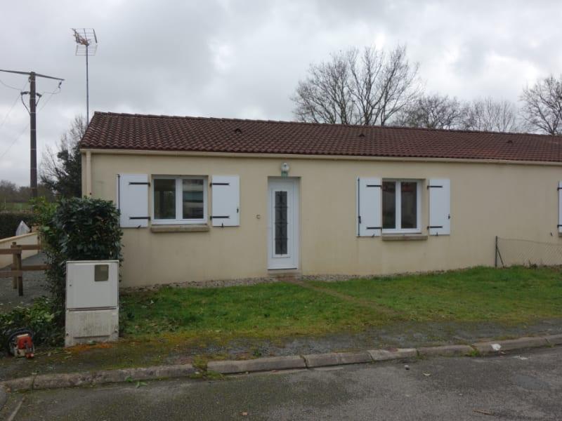 Vente maison / villa La chaize le vicomte 148000€ - Photo 2