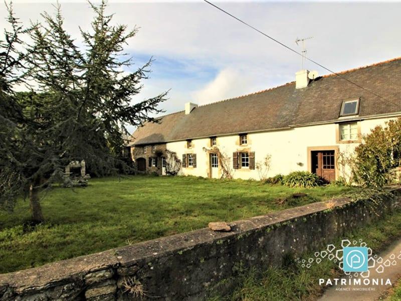 Sale house / villa Moelan sur mer 608400€ - Picture 1