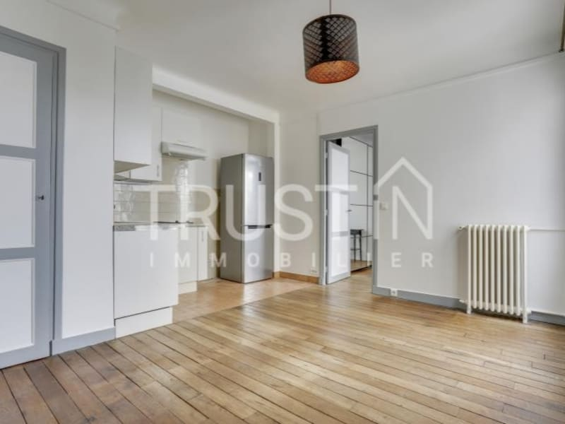 Location appartement Paris 15ème 1040€ CC - Photo 1