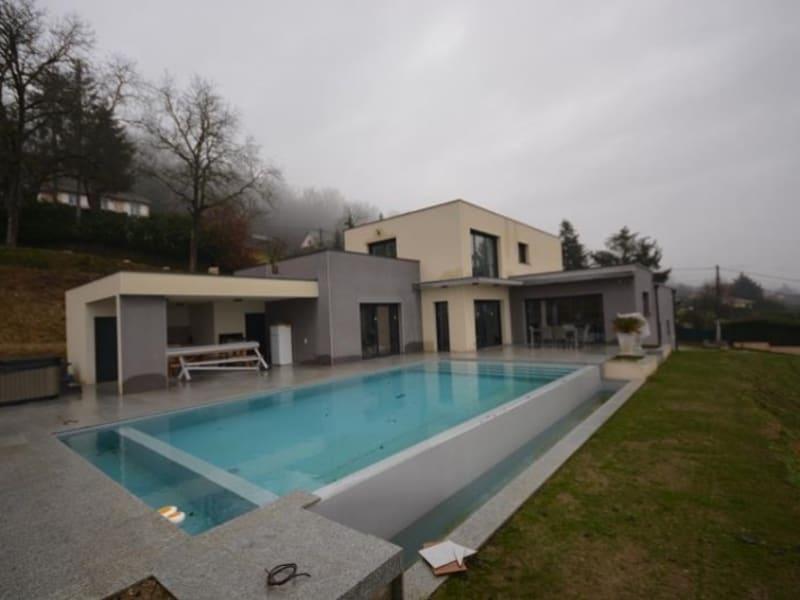 Sale house / villa St chef 625000€ - Picture 1