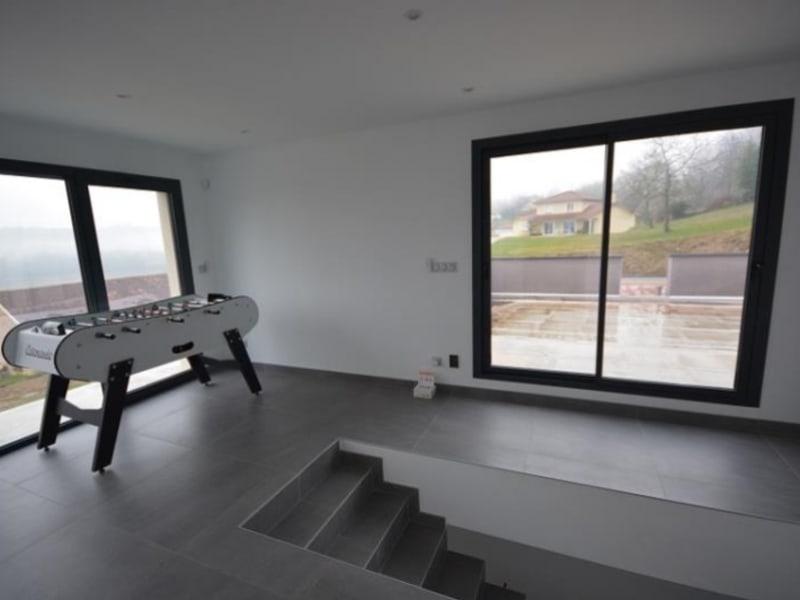 Sale house / villa St chef 625000€ - Picture 6