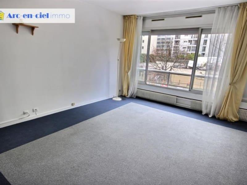 Rental apartment Paris 15ème 990€ CC - Picture 1