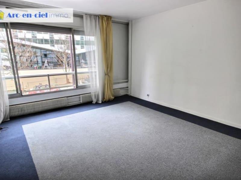 Rental apartment Paris 15ème 990€ CC - Picture 2