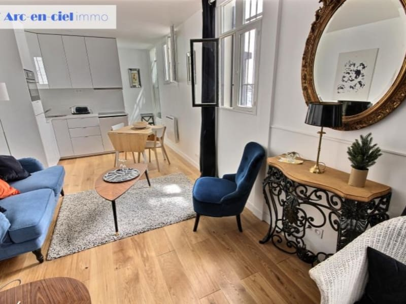 Rental apartment Paris 17ème 2 095€ CC - Picture 2