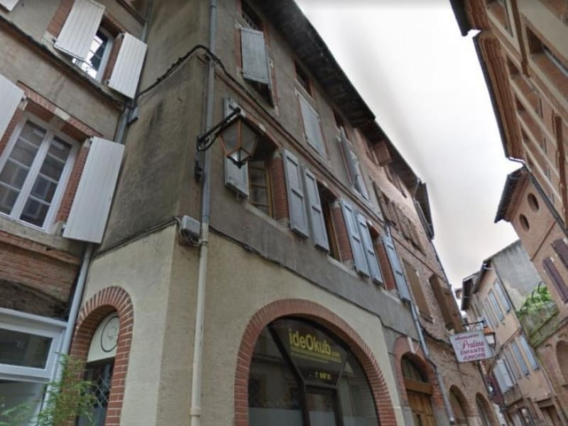 Sale building Albi 472 500€ - Picture 1