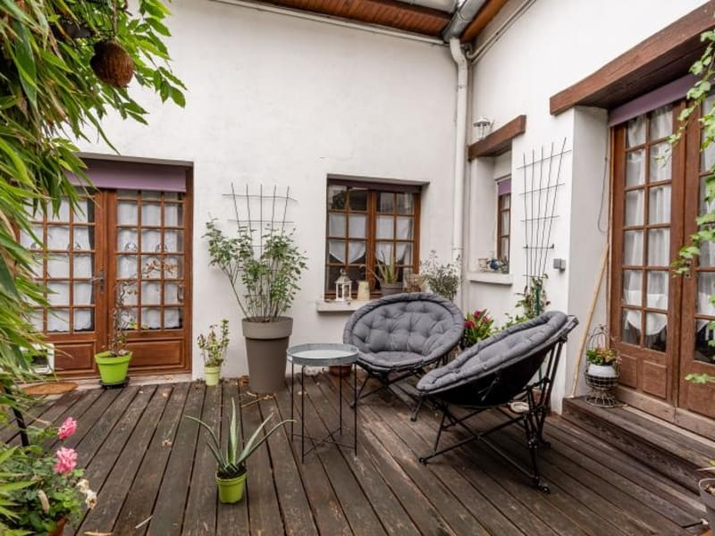 Sale house / villa Gennevilliers 770000€ - Picture 1
