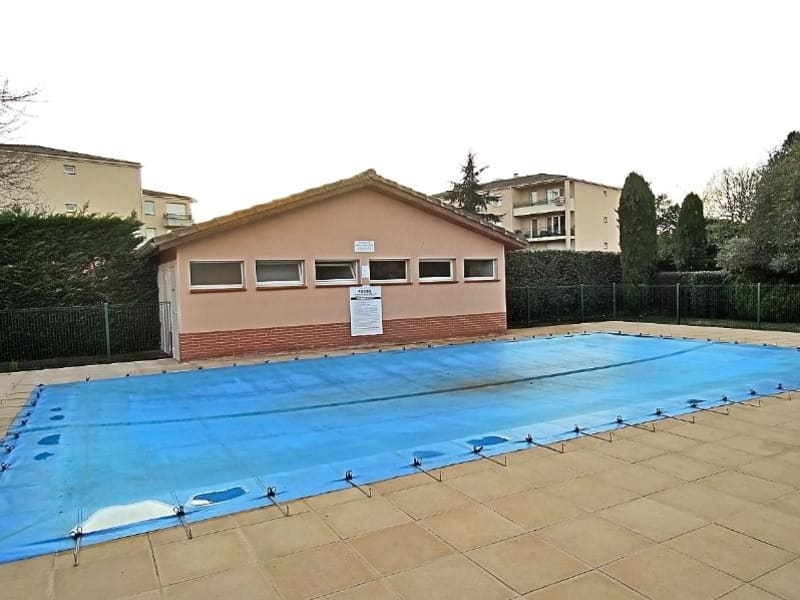 Rental apartment Toulouse 554€ CC - Picture 10
