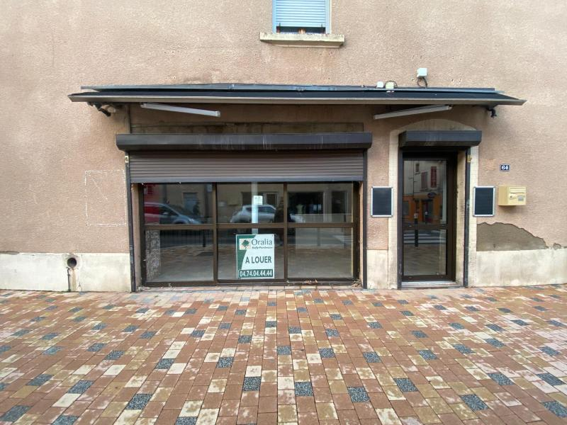 Location local commercial Villefranche sur saone 800€ HC - Photo 1