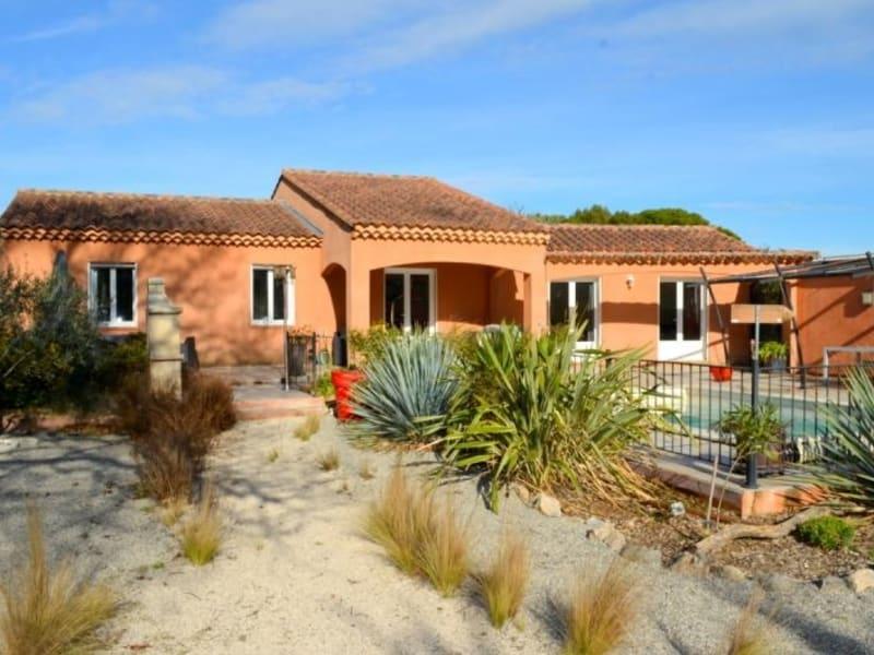 Vente maison / villa Caumont sur durance 449000€ - Photo 1
