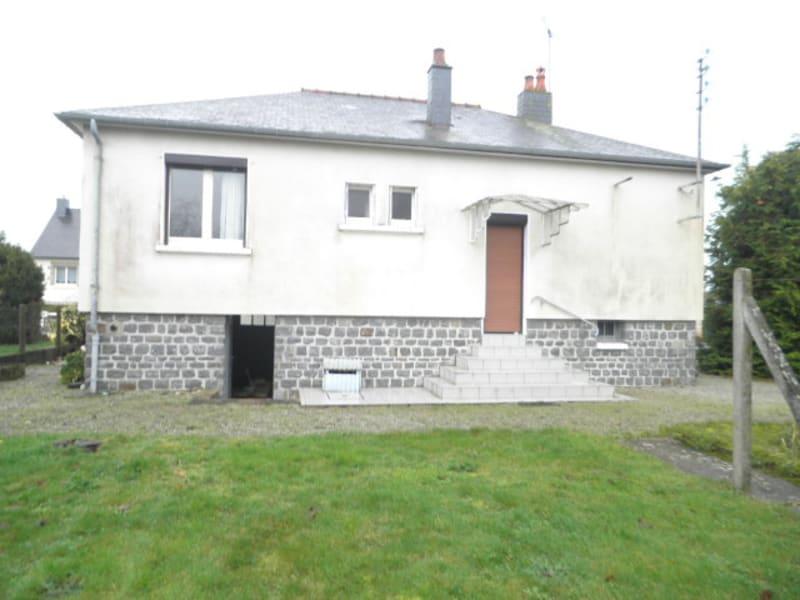 Sale house / villa Martigne ferchaud 105700€ - Picture 1