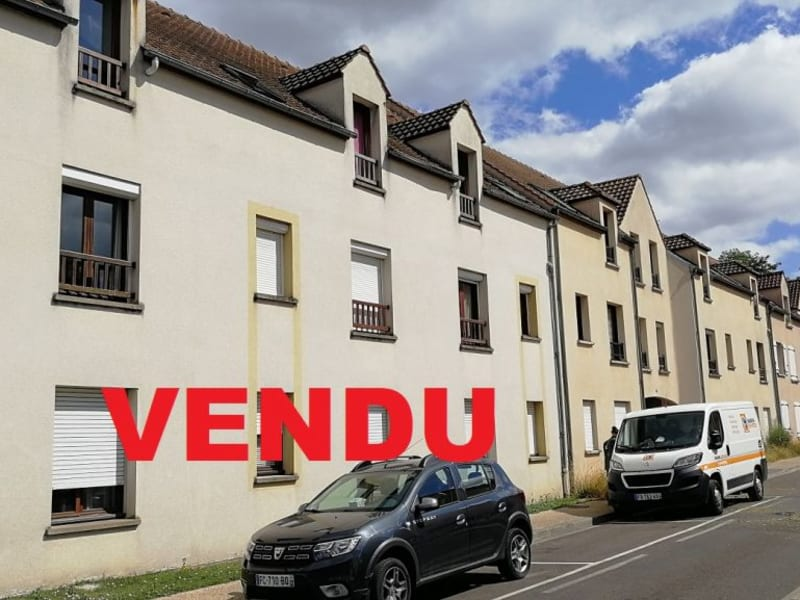 Vente appartement Cergy 132 500€ - Photo 1