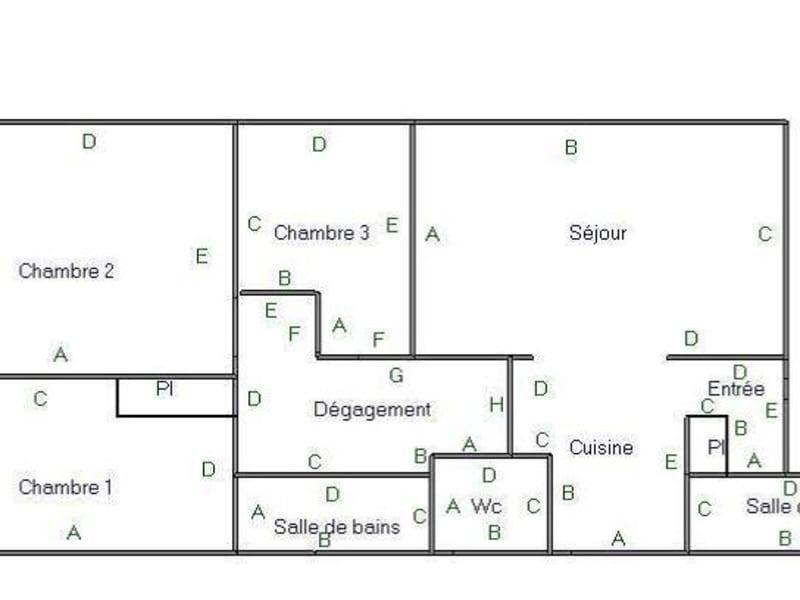 Location appartement Versailles 1220€ CC - Photo 10