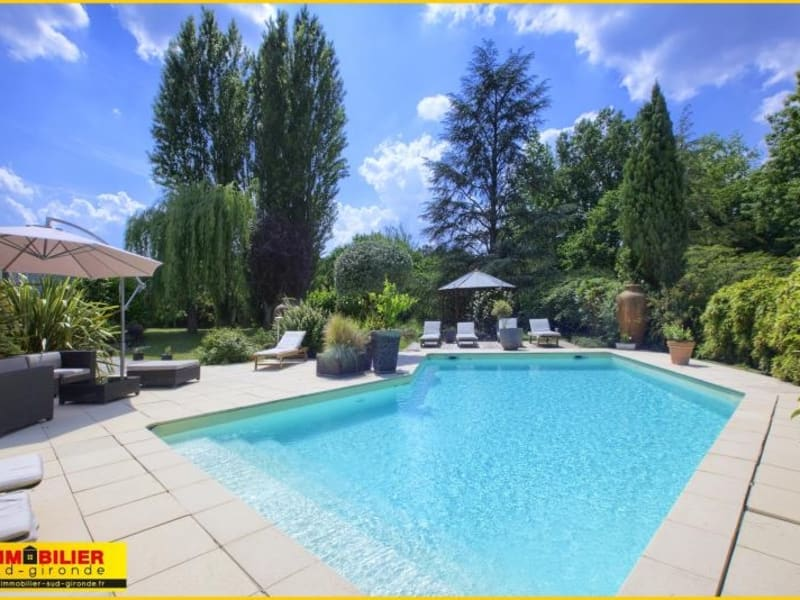 Deluxe sale house / villa Sadirac 1300000€ - Picture 2
