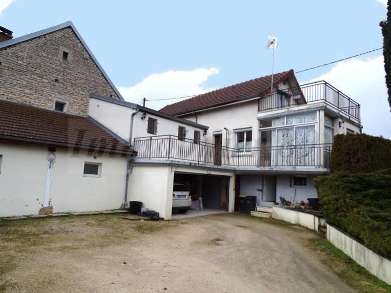 Vente maison / villa Secteur recey s/ource 97500€ - Photo 2