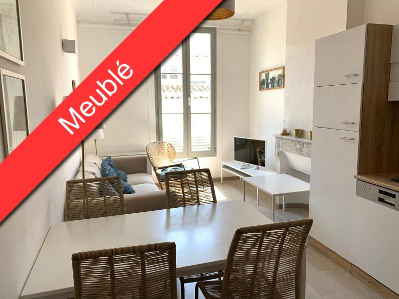 Rental apartment Aix en provence 1160€ CC - Picture 1