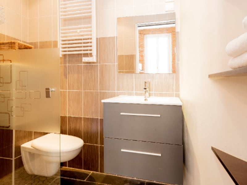 Rental apartment Toulouse 595€ CC - Picture 10