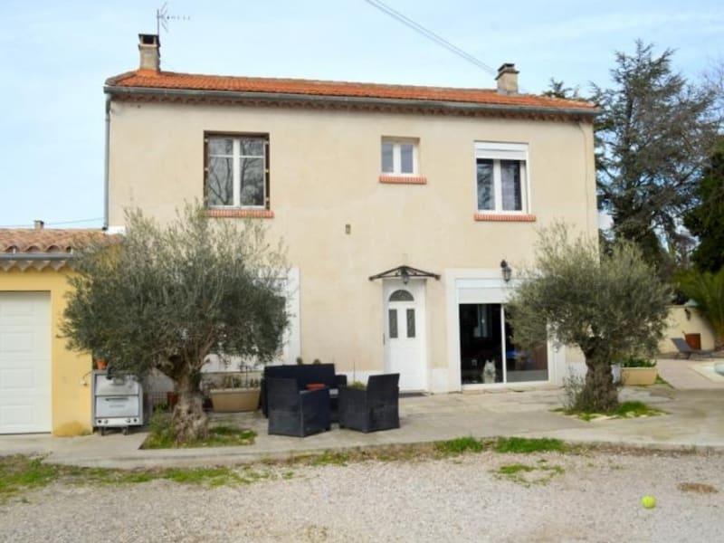 Vente maison / villa Le pontet 305000€ - Photo 1