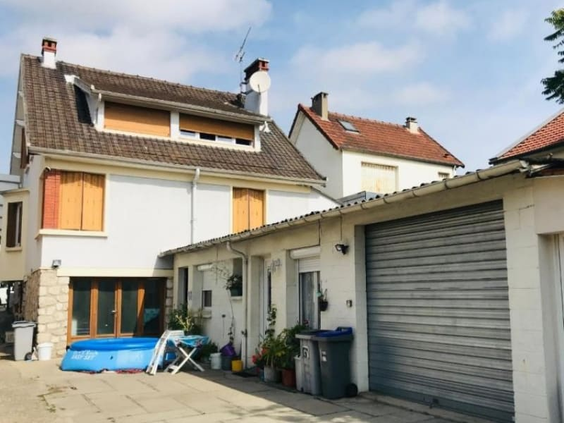 Sale building Sartrouville 790 000€ - Picture 1