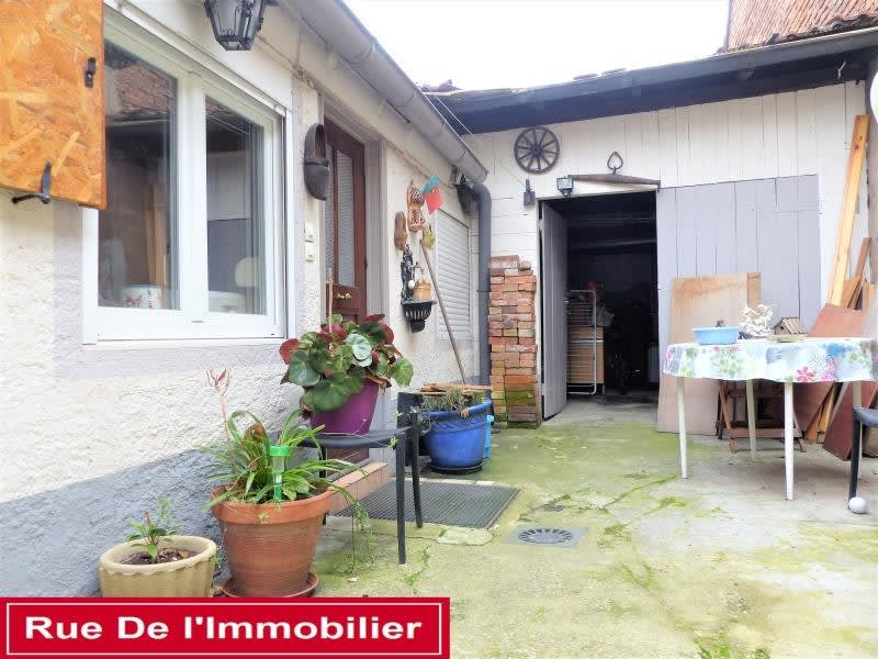 Vente maison / villa Brumath 160 000€ - Photo 2