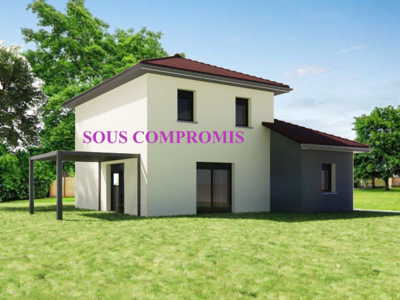Vente maison / villa Saint quentin fallavier 311925€ - Photo 1