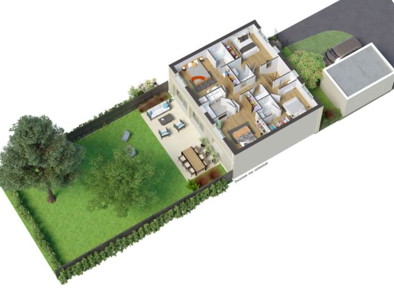 Sale house / villa Merignac 760000€ - Picture 3