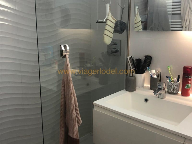 Life annuity apartment Menton 175000€ - Picture 5