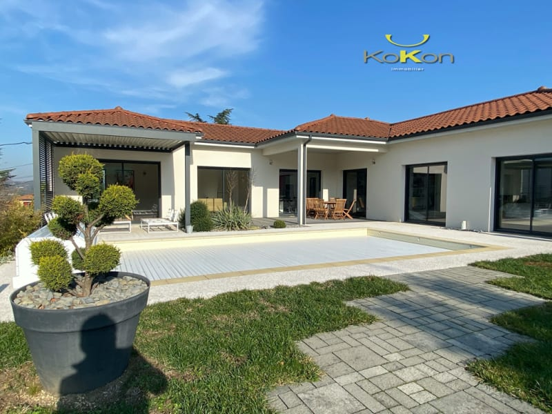Vente maison / villa Vourles 950000€ - Photo 17