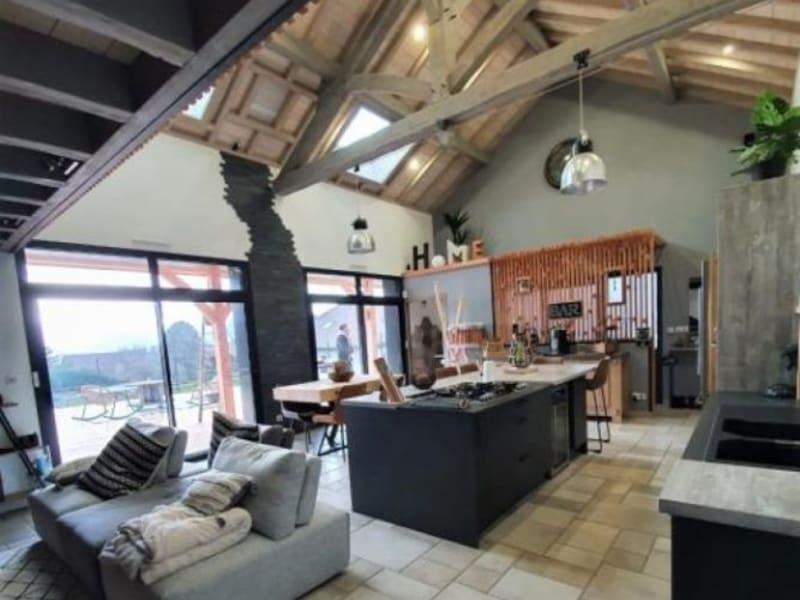 Vente maison / villa Drumettaz clarafond 676000€ - Photo 2