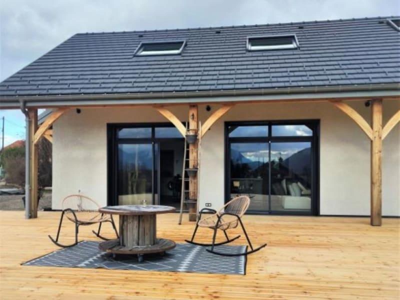 Vente maison / villa Drumettaz clarafond 676000€ - Photo 4