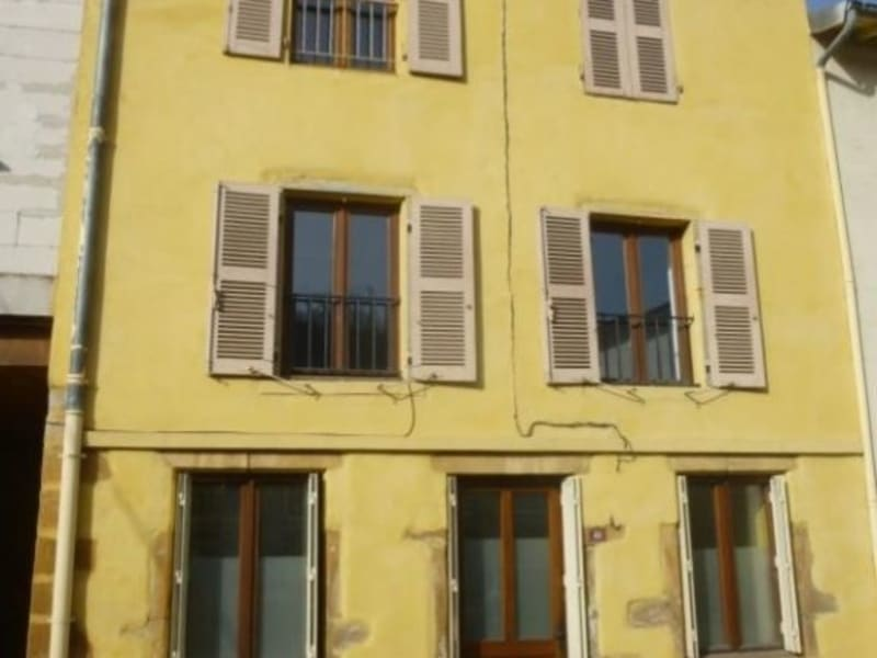 Vente maison / villa St clement sous valsonne 135000€ - Photo 4