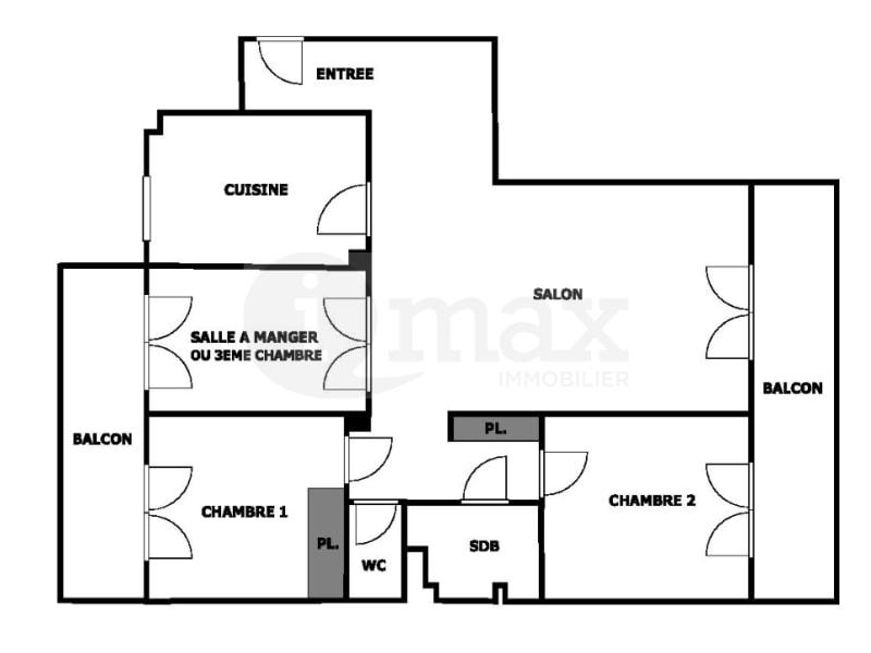Sale apartment Levallois perret 799000€ - Picture 6