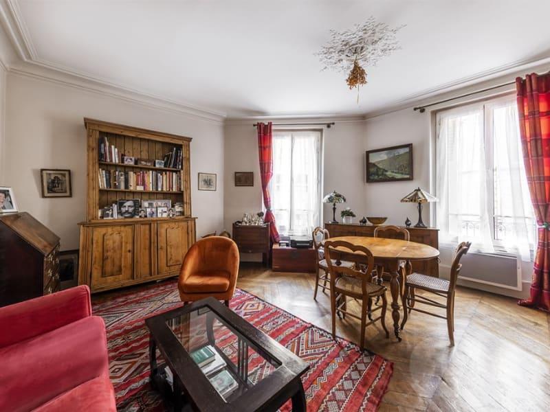 Sale apartment Levallois perret 550000€ - Picture 1