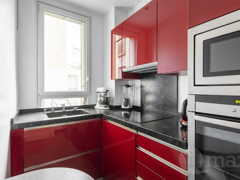 Sale apartment Levallois perret 550000€ - Picture 2