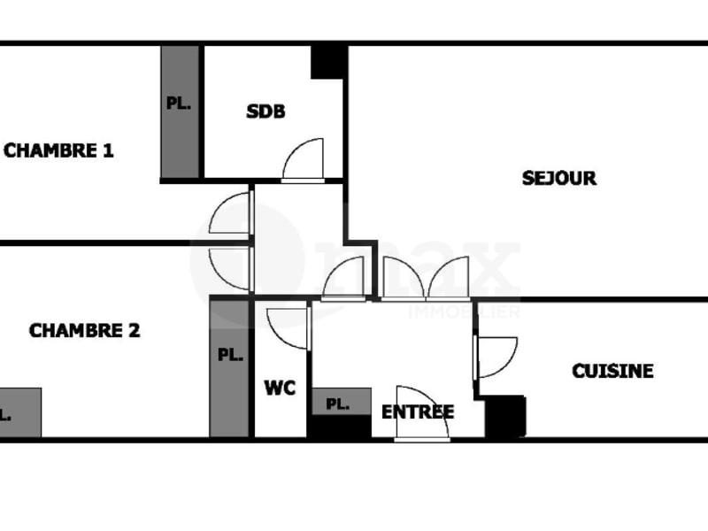 Sale apartment Levallois perret 825000€ - Picture 6