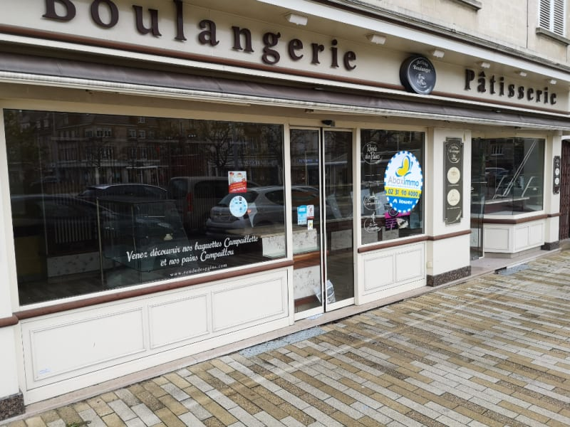 Rental empty room/storage Falaise 1700€ HC - Picture 1