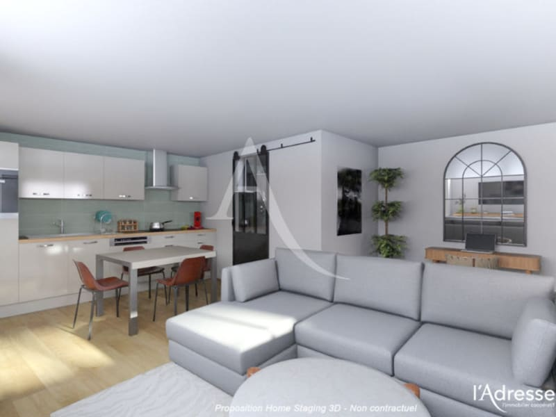 Sale apartment Colomiers 85500€ - Picture 1