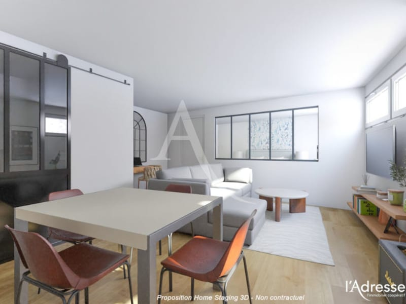 Sale apartment Colomiers 85500€ - Picture 3