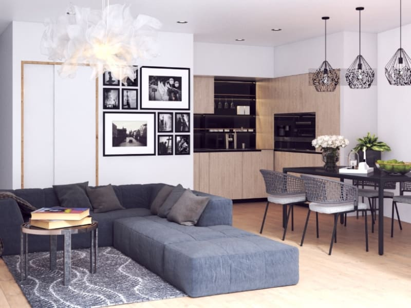 Vente appartement Vaujours 196000€ - Photo 3