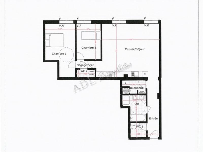 Vente appartement Mouy 159990€ - Photo 2