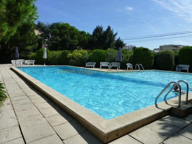 Verkauf auf rentenbasis wohnung Nice 105000€ - Fotografie 1