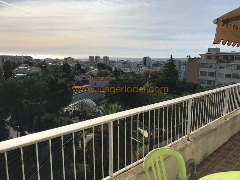 Life annuity apartment Nice 105000€ - Picture 3