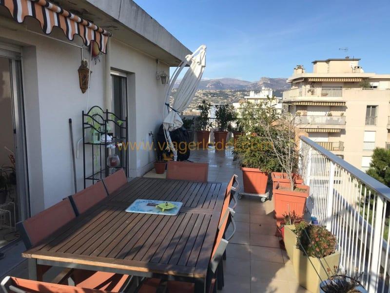 Verkauf auf rentenbasis wohnung Nice 105000€ - Fotografie 4