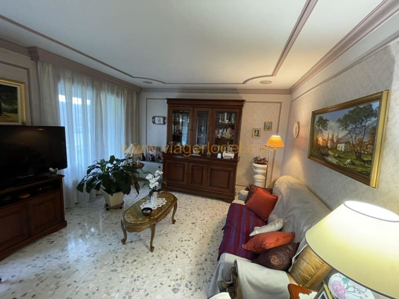 Life annuity apartment Bourg-lès-valence 116500€ - Picture 1