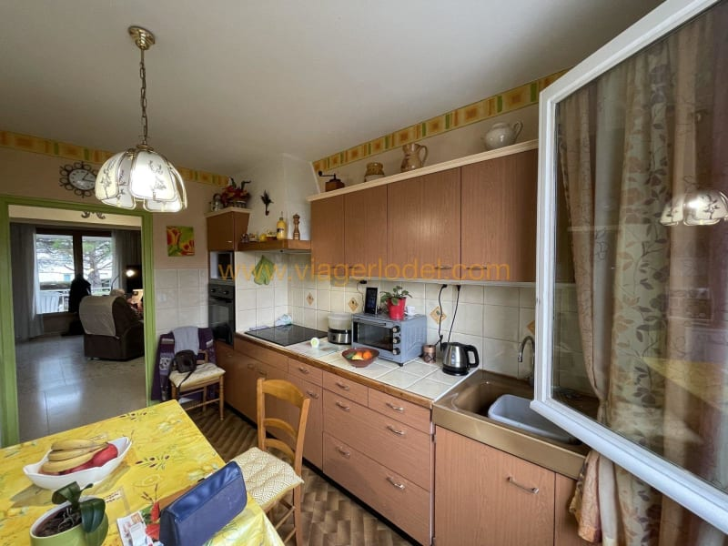 Life annuity apartment Bourg-lès-valence 116500€ - Picture 3