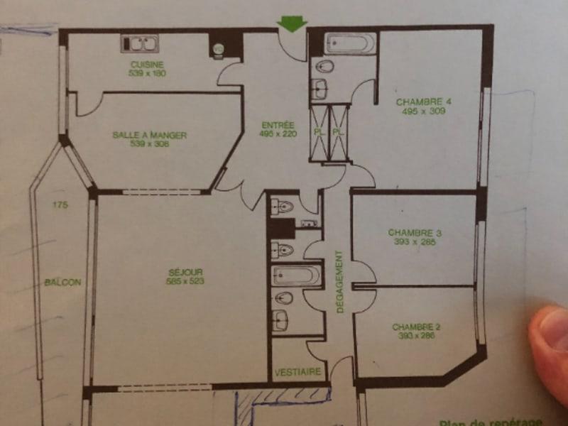 Vente appartement Neuilly sur seine 1540000€ - Photo 11