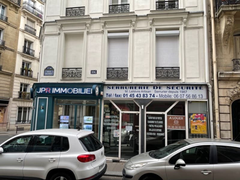 Location local commercial Paris 15ème 964€ HC - Photo 1