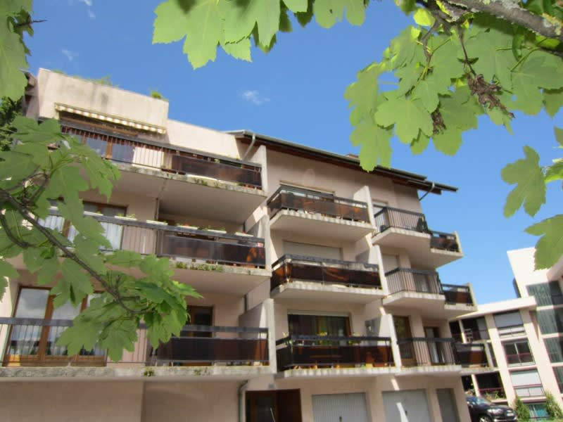 Rental apartment La roche sur foron 500€ CC - Picture 1
